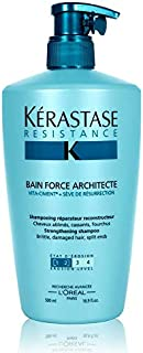 Kerastase Resistance Reconstruction Bain Force Architecte - Cuidado capilar, 500 ml