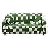 WXQY Funda de sofá Bohemia,Funda de sofá con patrón de Mandala,Funda de sofá de protección para Muebles de Sala de Estar Antideslizante Envuelto herméticamente A12 1 Plaza