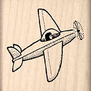 Best aeroplane rubber stamp Reviews