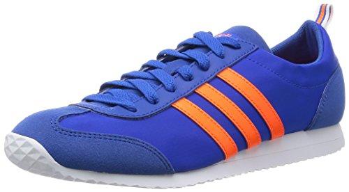 adidas Vs Jog AQ1354, Scarpe sportive, Blu, 41 1/3 EU