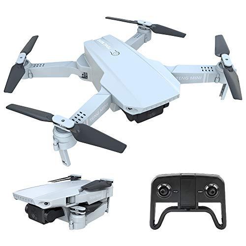 KF609 Mini Drone Dobrável com Câmera 720 P Quadcopter RC Interior Controle APP com Modo Sem Cabeça Giro de Rotação de 360 ° Tomando Gesto para Adultos Crianças Iniciantes Grande Brinquedo de Presente