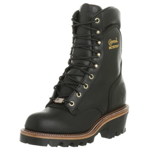 Chippewa Men's 25411 Super Logger Boot,Black Oiled,6 EEE US