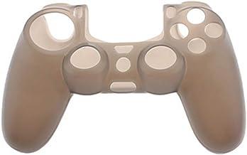 KKmoon Capa de silicone macia para controle de gamepad Capa de proteção antiderrapante à prova de suor e poeira para PlayS...