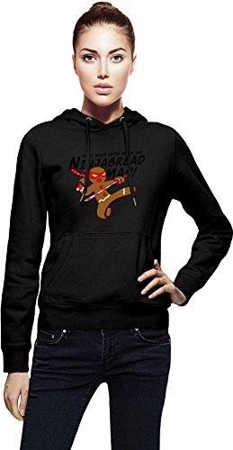 Ninjabread Man Hoodie X-Large