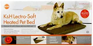 K&H Manufacturing KH Lectro Soft Heated Pet Bed (19