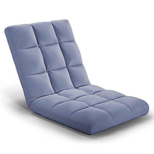 XING ZI LAZY SOFA L-R-S-F Canapé Paresseux, Chaise Pliante Simple, Chaise à lit, Chaise à Baie vitrée, Chaise Informatique, Canapé Chaise (Couleur : # 2, Taille : 110 * 52 * 13cm)