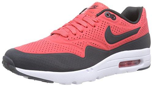 Nike Men's Air Max 1 Ultra Moire Rio/White/Anthracite 705297-601 (Size: 8.5)