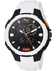 Puma Herren-Uhren Analog, digital Quarz 32015784