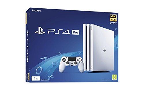 PS4 PRO weiß 1Tb - Playstation 4 PRO