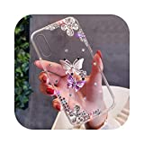 phone cover Sony Xperia 5 case, luxury rhinestone case for