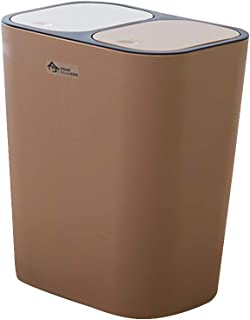 Amazon.com: Brown - Kitchen Trash Cans / Trash, Recycling ...