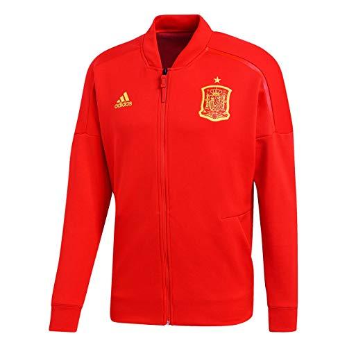 adidas Herren Z.N.E Spanien Jacke, Red, 2XL