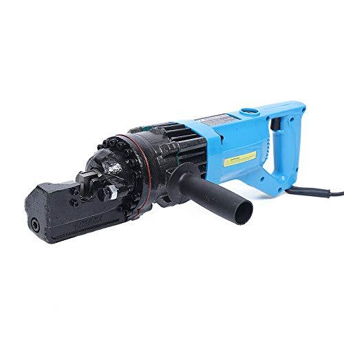 Hydraulischer Bewehrungsschneider - 850W Elektrohydraulischer Bolzenschneider, Elektrische Bewehrungsschneidemaschine(4mm-16mm 850W RC-16 mit Eisenbox)