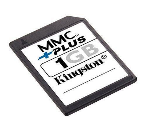 Kingston Flash Memory Card - 2 GB - MMCplus (MMC+/2GB)