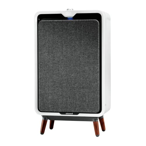 BISSELL air320 Smart Air Purifier with HEPA and Carbon Filters for Large...