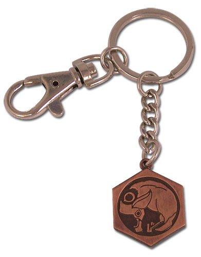 Great Eastern Entertainment Tsubasa Birdcage Kingdom Emblem Metal Keychain