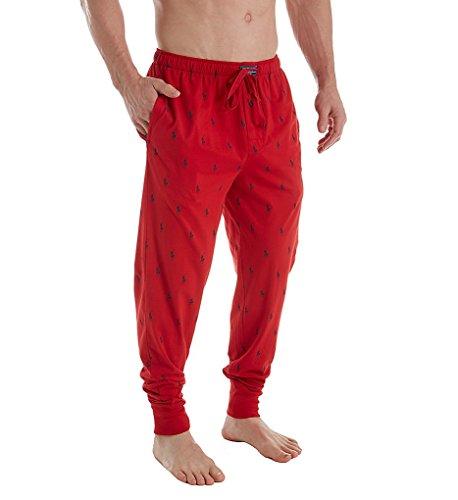 Polo Ralph Lauren Herren-Jogginghose mit Pony-Motiv, Rot