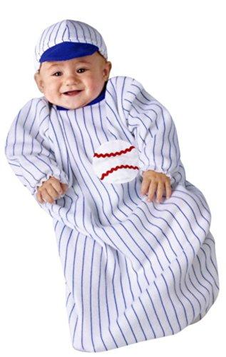 Bebé banderines de jugador de béisbol disfraz de Halloween–9770