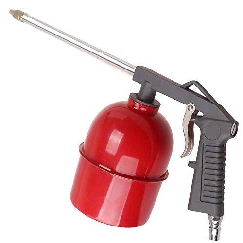 Pistolet De Nettoyage en Aluminium pour L'auto, Le Compartiment Moteur Pistolet De Nettoyage De Voiture Pistolet De Pulvérisation (Haute Pression d'eau/Oil Pistolet)