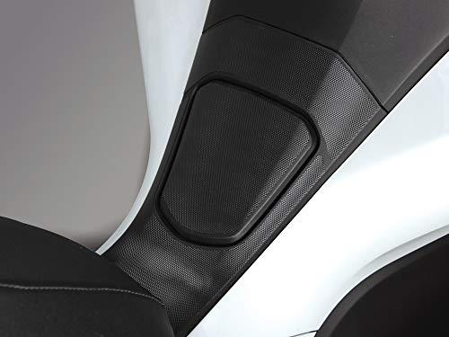 UNIRACING K47466 Scratch Saver Honda PCX 125 '19-'20, Negro
