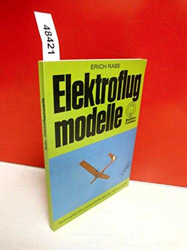 Elektroflugmodelle