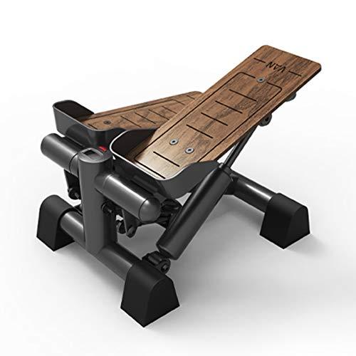 WMQ Máquina para Correr Entrenador elíptico Paso a Paso Fitness Mini Equipo de Plataforma Paso a Paso aeróbico Pedal ejercitador Cinta de Correr