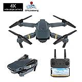 droni, 2.4 ghz, e58 drone pieghevole fotografia aerea hd funzioni multiple quadricottero drone rc, funzione di ritorno con una chiave droni