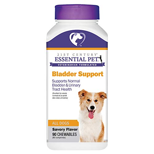 Essential Pet Products Bladder Support for Normal Bladder & Urinary Tract Health in Dogs