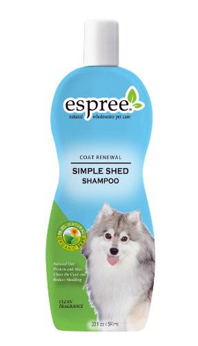 Espree Coat Renewal Simple Shed Shampoo, 355 ml