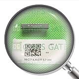 20 pz MC74ACT573N Ic Buffer Dvr Tri-St Octal 20Dip On