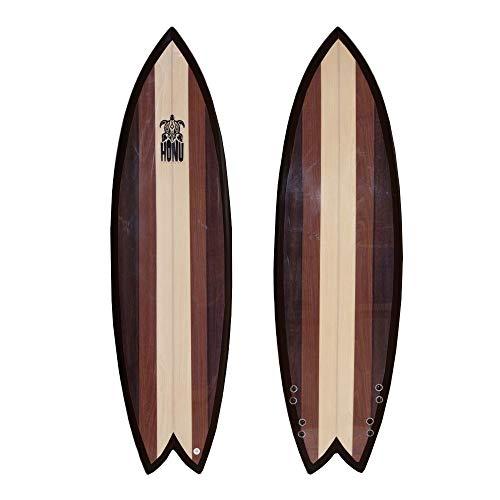 HONU - Tabla de Surf Fish 6'2, diseño Retro