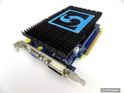 512MB Sparkle SF-PX85GT512U2-HP GeForce 8500-GT PCI-E Grafikkarte DVI VGA passiv