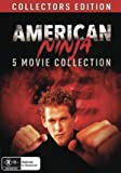 5 movies - American Ninja 1 - 5 DVD 1 2 3 4 5 - The Confrontation / Blood Hunt / The Annihilation / V - Complete Collection Set