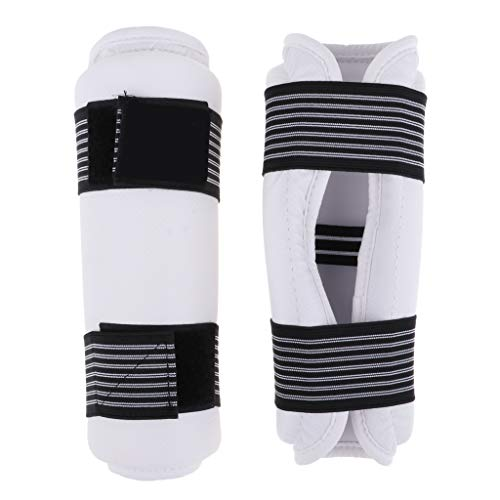 CUTICATE Premium Taekwondo Kickboxing Forearm Guards - Boxing MMA Martial Arts Elbows Protector Training Sparring Gear for Boys Girls Youth Adult Men Women - XS