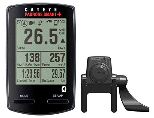 Cateye Fahrradcomputer Padrone Smart GPS NAVI APP