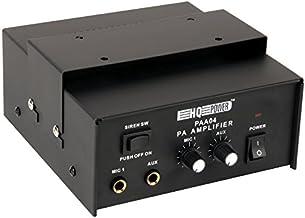 HQ Power PAA04 Negro - Amplificador de Audio