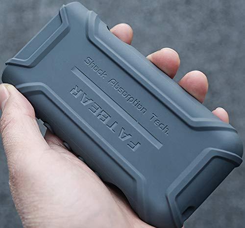 FATBEAR Sony ソニーウォークマンNW-ZX500 ZX505 ZX507ケース、耐衝撃性アーマーフルプロテクティブスキンケースカバーためにソニーウォークマンNW-ZX
