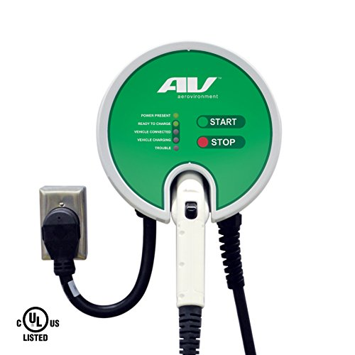 Webasto EV Charger: Plug-In, 25' cable, 32A, 7.7kW