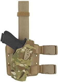 Safariland 6354DO-832-702-MS19 Multicam LH Leg Holster for Glock 17/22 w/X300