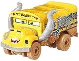 Disney Pixar Cars Mini Racers - Lista 2 (Muddy Miss Fritter)