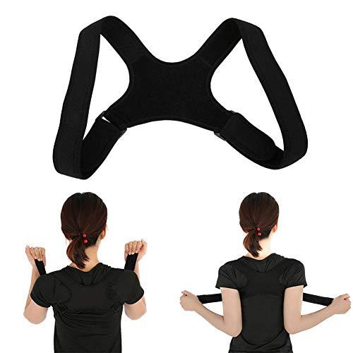 Posture Corrector, Haltungstrainer, Verstellbar Atmungsaktiv RüCkenbandage Haltungskorrektur, Haltung Korrektor, Eine Gute KöRperhaltung, Reduzieren Sie Schmerzen in Schultern, RüCken und Nacken
