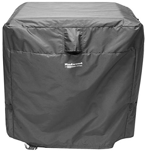 """Redwood Grill Supply 30-inch Outdoor Cover for Keter Unity (Small) Portable Table - UV Resistant, Breathable, All Weather (30"""" L x 24"""" W x 32"""" H)"""