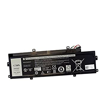 Dentsing 43Wh 11.1V Battery 5R9DD for Dell Chromebook 11  3120  P22T Series Laptop 5R9DD KTCCN 0KTCCN XKPD0