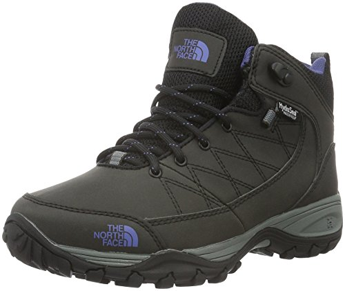THE NORTH FACE W Storm Strike Wp, Damen Schneestiefel, Schwarz (TNF BLACK/SEDONA SAGE GRY), 39 EU
