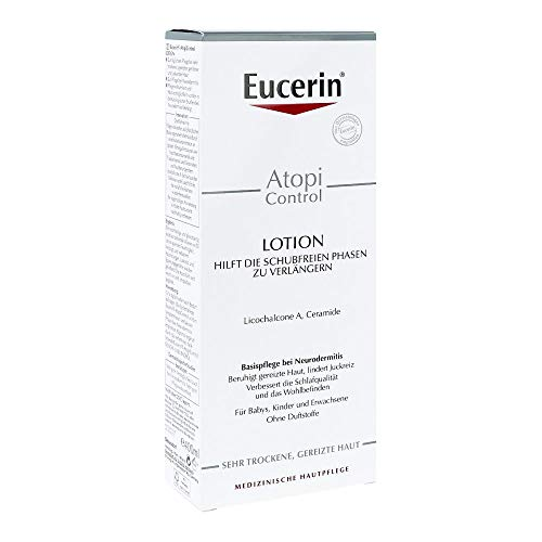EUCERIN AtopiControl Lotion 400 ml