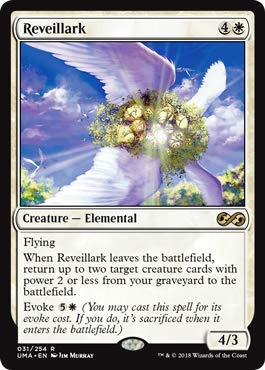 Magic: The Gathering - Reveillark - Ultimate Masters - Rare