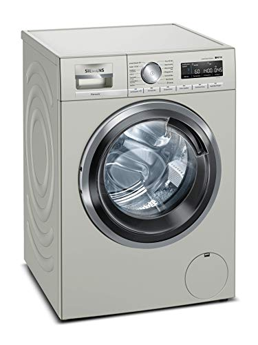 Siemens WM14VMS2 iQ700 Waschmaschine / 9kg / A+++ / 1400 U/min / Outdoor Programm / varioSpeed Funktion / Nachlegefunktion / Aquastop