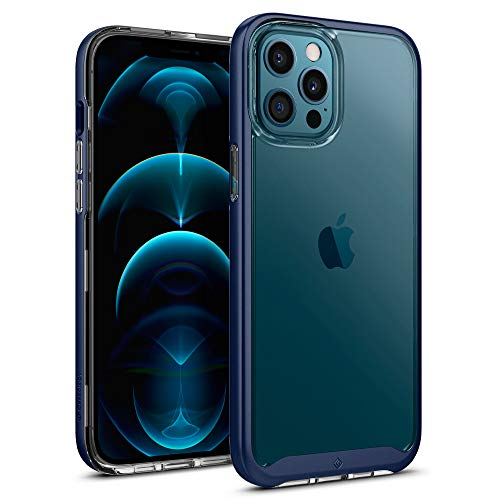 Caseology Skyfall Compatible with iPhone 12 Pro Max Case (2020) - Navy Blue