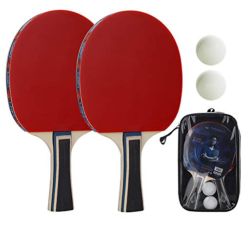Learn More About YXDDG Professional Ping Pong Paddles Table Tennis Paddle Set - Ideal for Profession...