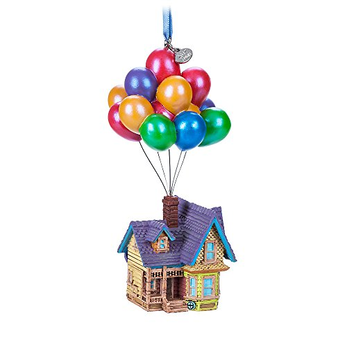 Disney Up House Sketchbook Ornament 2017 version